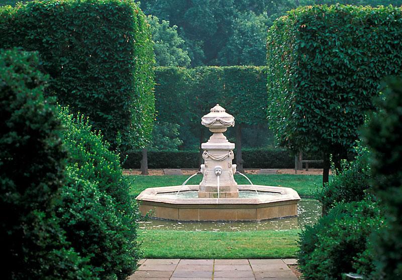 Výsledok vyhľadávania obrázkov pre dopyt Dumbarton Oaks, Washington D.C., USA