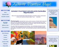 Asheville Mountain Magic